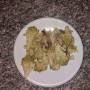 Broccoli ripassati con alici