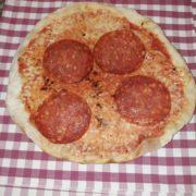Pizza alla diavola